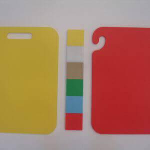 Plastic Fabrication | Cnc Laser Cutting | Gold Coast | Plastics Online | Cutting Board Samples 006