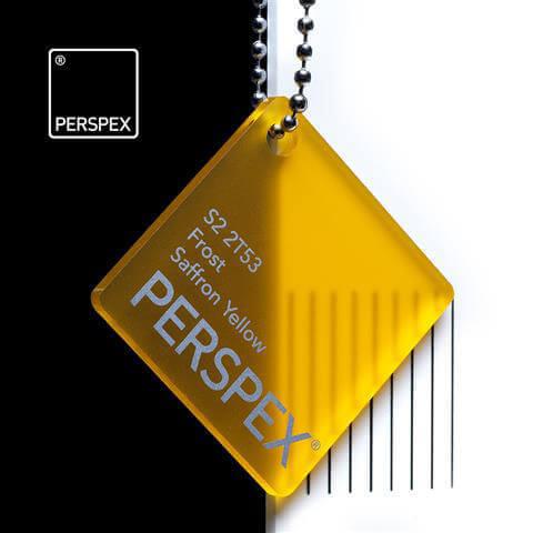 Perspex Frost Acrylic Sheet Plastics Online