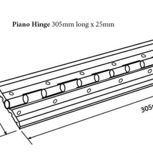 Plastic Fabrication | Cnc Laser Cutting | Gold Coast | Plastics Online | 104 Piano Hinge Png Small