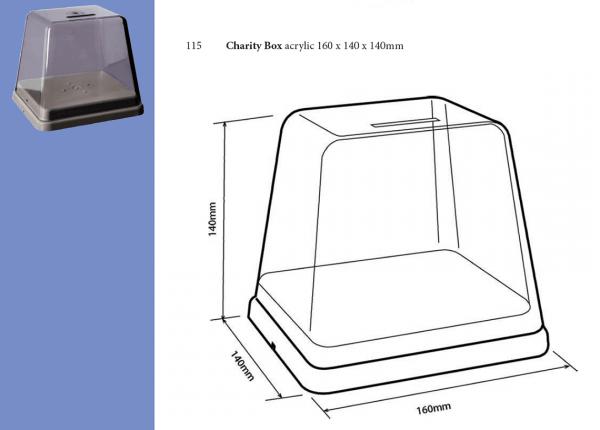 Plastic Fabrication | Cnc Laser Cutting | Gold Coast | Plastics Online | 115 Charity Box Png Small