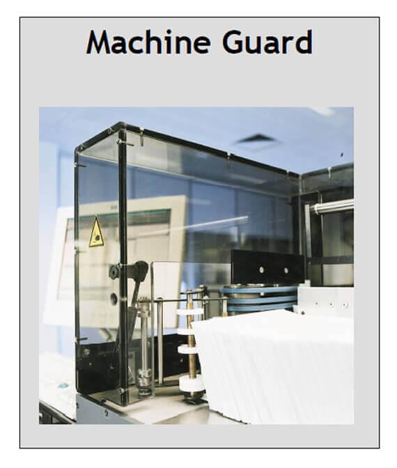 Plastic Fabrication | Cnc Laser Cutting | Gold Coast | Plastics Online | Machine Guard