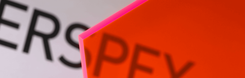 Plastic Fabrication | Cnc Laser Cutting | Gold Coast | Plastics Online | Perspex Fluo V2 715x230