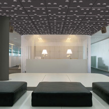 Plastic Fabrication | Cnc Laser Cutting | Gold Coast | Plastics Online | Rossini Suspended Moulded Ceiling Tiles Tactile1