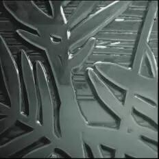 Plastic Fabrication | Cnc Laser Cutting | Gold Coast | Plastics Online | Slumped Acrylic Palms