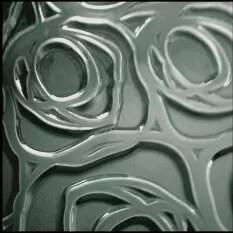 Plastic Fabrication | Cnc Laser Cutting | Gold Coast | Plastics Online | Slumped Acrylic Roses